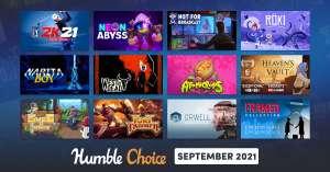 humble choice (september) - 12 игр всего за 450 руб.