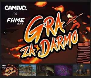 Бесплатно случайный ключ для Steam от GAMIVO