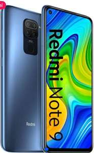 Смартфон Xiaomi Redmi Note 9 4G 6/128GB (из-за рубежа, высокая вероятность отправки другого товара или отсутсвие отправки)