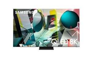 Телевизор Samsung QE65Q900T, 65″, QLED, 8K, Smart TV