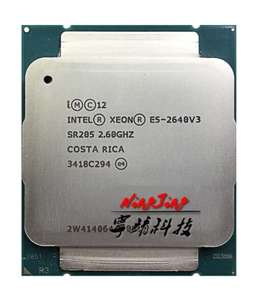 Процессор Intel Xeon E5-2640V3 (б/у) Сокет - LGA2011-3, другие в описании