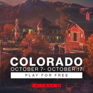[XBOX] Бесплатный доступ ко всем миссиям на локации Colorado в Hitman 3