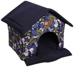 "Домик для собак и кошек ""Ампир"" от ""Зоогурман"", 45х40х45 см (Tmall)"
