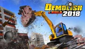 [PC] Demolish & Build 2018