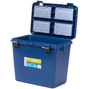 Ящик для зимней рыбалки HELIOS, 19л