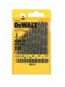 DEWALT Набор сверл по металлу DT5912-QZ