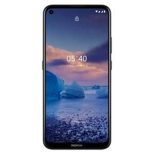 [МСК, СПБ и возм. др] Смартфон Nokia 5.4 4+64GB Blue (TA-1337)