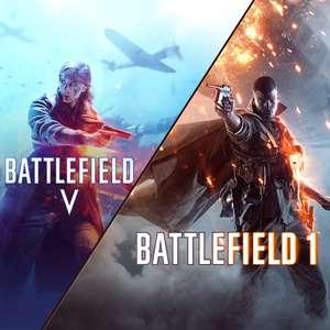 [PC] Battlefield Bundle (Battlefield 4 + 1 + 5)