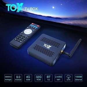ТВ приставка Tox1