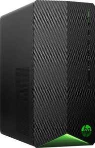 Системный блок HP TG01-1014ur (Ryzen 5 4600G, Radeon RX 550, ОЗУ 8 Гб)