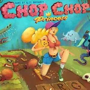 [PC] Бесплатно Chop Chop Princess!