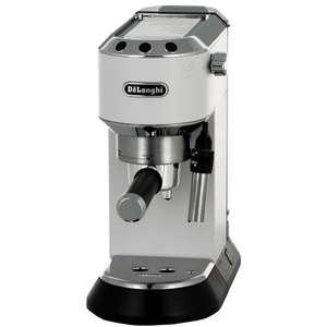 [РнД] Кофеварка рожкового типа DeLonghi EC685.W