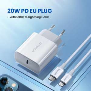 UGreen Quick Charge 20W