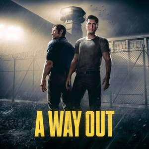 [PS4] A Way Out (для подписчиков PS Plus по цене 359₽)