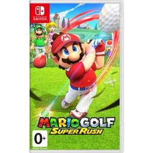 [Nintendo Switch] Игра Nintendo Mario Golf: Super Rush
