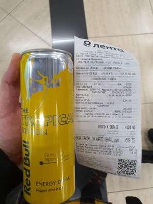 [Наро-Фоминск возможно др.] Red Bull Tropical 0.355л