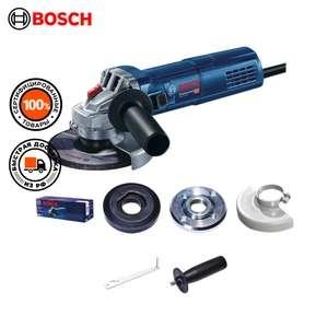 Углошлифовальная машина Bosch GWS 9-125 900Вт