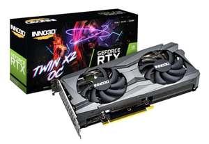 Видеокарта Inno3D GeForce RTX 3060 LHR
