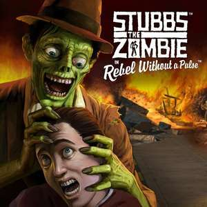[PC] Бесплатно Stubbs the Zombie in Rebel Without a Pulse & Paladins DLC