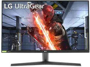 """27"""" Монитор LG UltraGear 27GN600-B (144гц, IPS, FullHD, G-Sync comp)"""