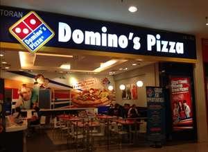 Скидка 38% в Dominos на доставку