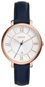 Женские наручные часы Fossil ES3843 с ремешком из натуральной кожи (Tmall)