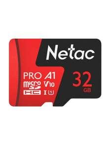Карта памяти 32гб NETAC