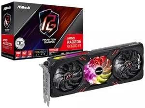 Видеокарта ASRock Radeon RX 6600XT PHANTOM GAMING D OC 8GB