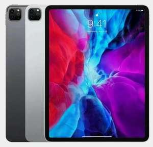 Планшет Apple iPad Pro 12.9 (2020) 128Gb Wi-Fi 4G