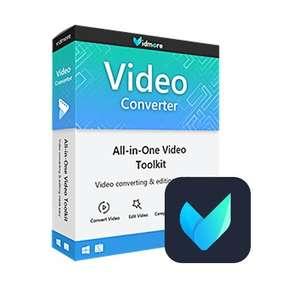 Vidmore Video Converter - бесплатна лицензия на 1 год