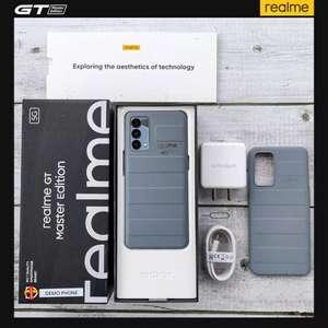 Смартфон realme GT Master, AMOLED