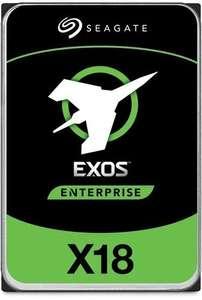 Жёсткий диск Seagate Exos X18 ST18000NM000J 18TB (+ пошлина)