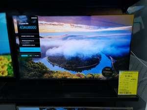"43"" (108 см) 4K Телевизор LED Samsung UE43AU8000UXRU Smart TV"