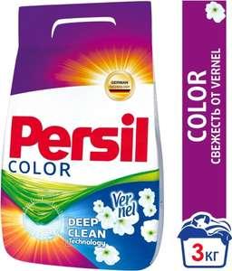 Стиральный порошок Persil для цветного / белого белья 3 кг. х 4 шт (195,2₽ за 1 пачку)