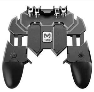 Мобильный геймпад с триггерами AK-66 для игры в PUBG и другие игры