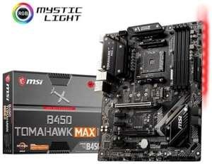 Материнская плата MSI B450 TOMAHAWK MAX II (AM4)