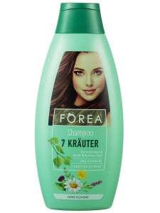 Forea Krauter Шампунь с экстрактами трав для нормальных и жирных волос, 500мл (сделано в Германии)