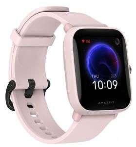 Смарт-часы Amazfit Bip U Pro Pink (по карте МИР или СБП)
