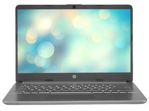 Ноутбук HP 14s-dq2019ur (Full HD (1920x1080), IPS, Intel Core i3 1125G4, 4 х 2 ГГц, RAM 8 ГБ, SSD 512 ГБ, Intel UHD Graphics , Wi-Fi, DOS)