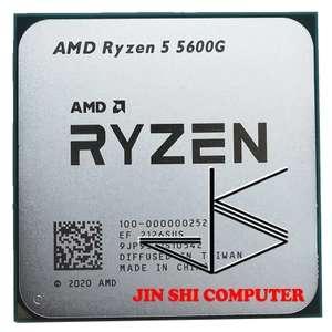 Процессор AMD Ryzen 5 5600G OEM