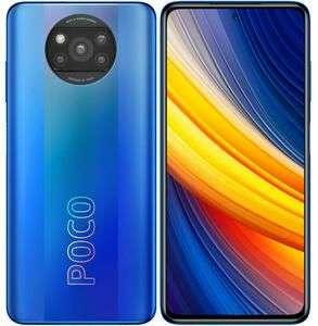 """6.67"""" Смартфон POCO X3 Pro 256 ГБ синий (цена при онлайн оплате)"""