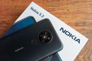 Смартфон Nokia 5.3 - 3/64GB (Qualcomm Snapdragon 665)