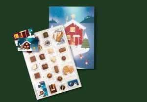 Новогодний календарь IKEA (внутри карта на скидку 1000₽ от 10000₽ и на скидку 50% в ресторан или кафе ИКЕА)