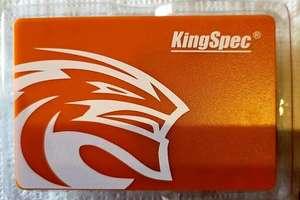 Внутренний твердотельный накопитель KingSpec SATA3 SSD 256ГБ