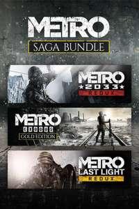 [PS4] Metro Saga Bundle