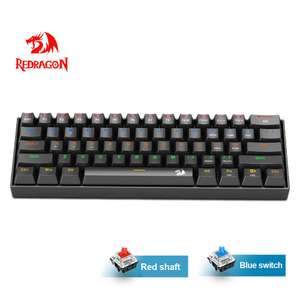 Игровая клавиатура Redragon Lakshmi K606