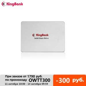 Kingbank KP330 SSD 240 Gb в металлическом корпусе