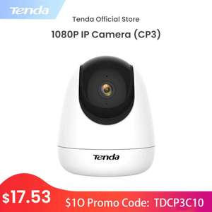 WiFi IP - камера Tenda CP3