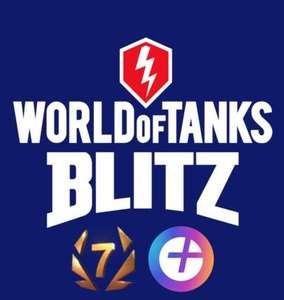 300 баллов Яндекс.Плюс (для игроков в World of Tanks Blitz)