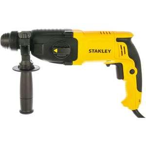 Перфоратор STANLEY SDS-plus SHR263K